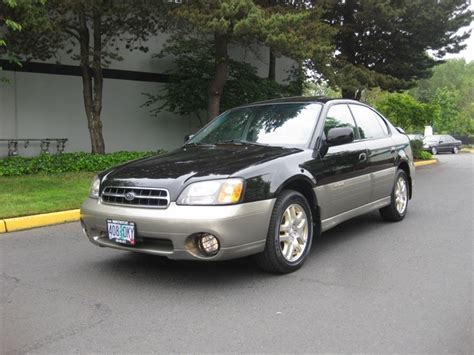 subaru awd sedan 2000 subaru outback limited awd sedan