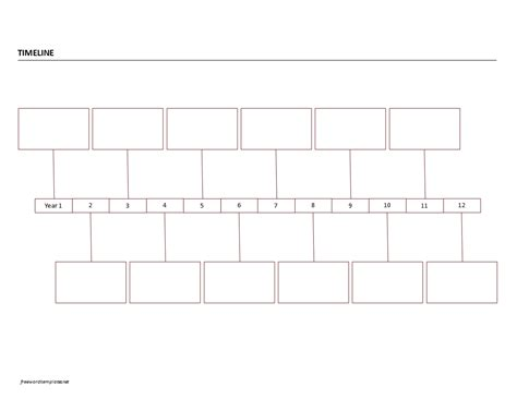 fill in timeline template free annual timeline template templates at