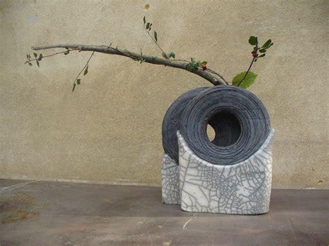 vasi raku cuisson raku keramik atelier brigitte lang