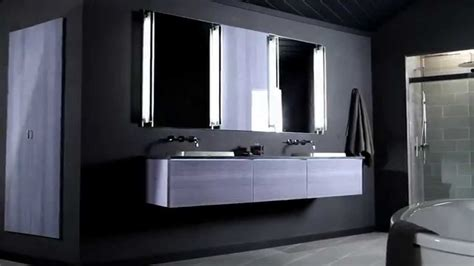 Robern Mirrored Cabinets - bathroom robern medicine cabinet with sleek style and