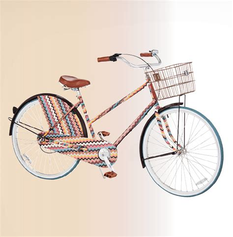 Missoni For Target Home Three Speed Ladies Comfort Bike