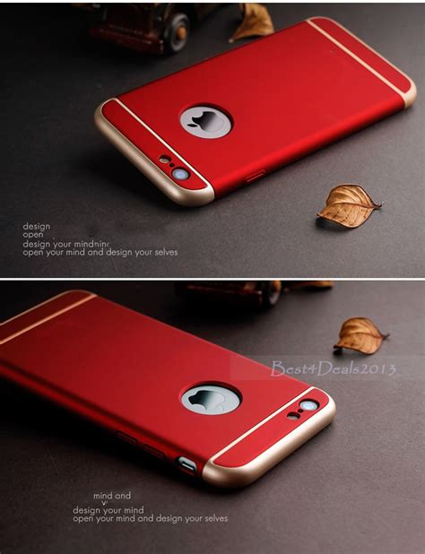 Iphone 7 8 Baseus Plaid Luxury Back Cover luxury ultra thin shockproof armor back cover for apple iphone 6 6s 7 plus ebay