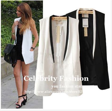 Vest Rompi Wanita Black Vest M 346102 popular womens tuxedo vests buy cheap womens tuxedo vests lots from china womens tuxedo vests