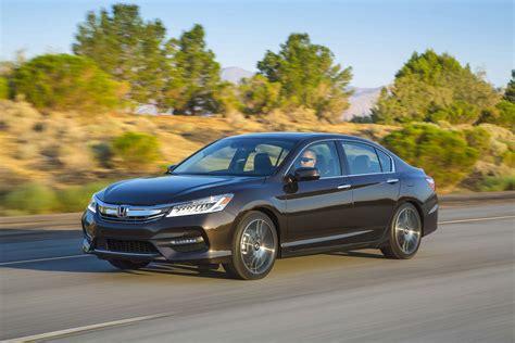 Honda Accord 2017 Honda Accord Reviews And Rating Motor Trend