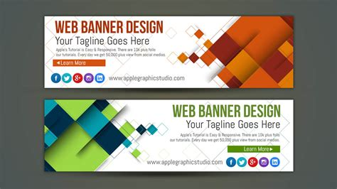 banner design with photoshop tutorial how to design your own web banner photoshop tutorial