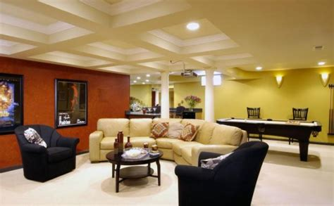 Basement Room Decorating Ideas Family Room Design Ideas Selection
