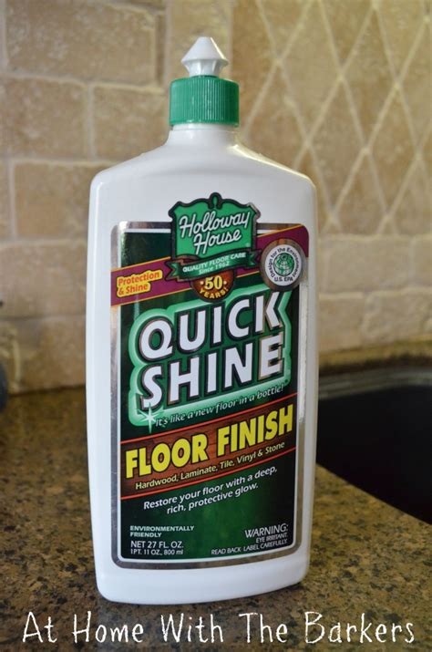 Wood Floor Shine by How To Get Your Floors To Shine At Home With The Barkers