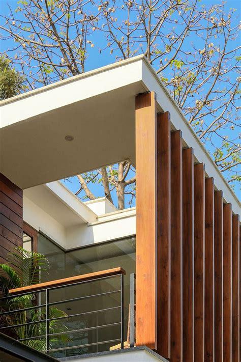 wooden slats glass walls  modern grandeur gallery