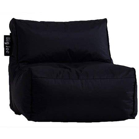 Walmart Big Joe Chairs - big joe zip armless chair black walmart
