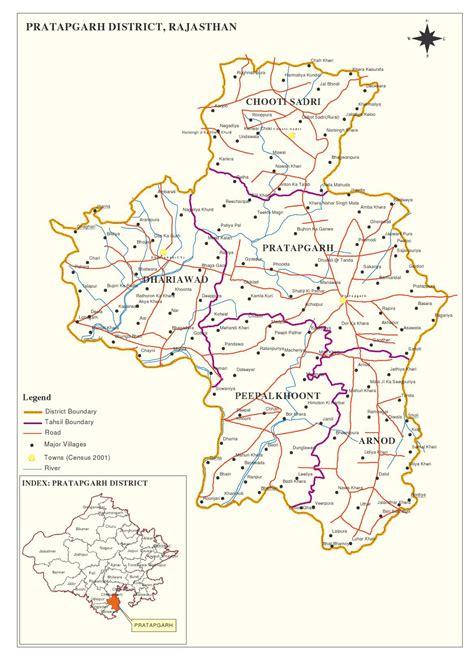 Charming Home Naksha Photo #8: Pratapgarh_District_Map.jpg