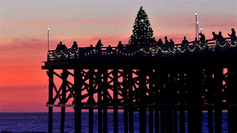 best christmas trees in san diego to san diego the best and the brightest in 4 minute lights tour times of san diego
