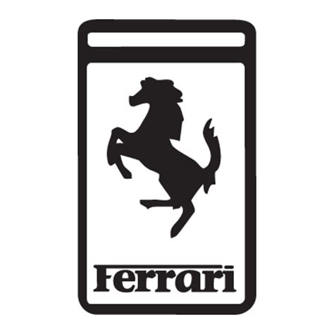 ferrari emblem vector ferrari eps logo vector vector logo free download