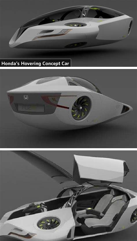 honda fuzo concept flying car cars