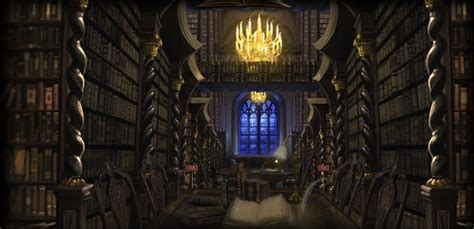 Hogwarts Wall Mural the hogwarts library from pottermore hogwarts harry