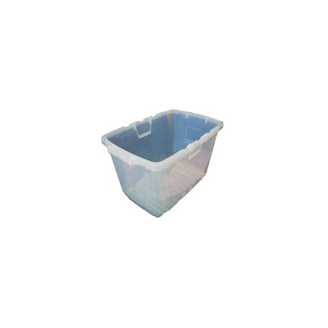 large plastic garden storage containers buy 55lt large plastic storage box with lid strong