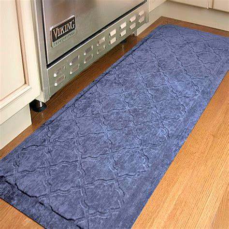 kitchen foot mat comfort pro onyx 2 foot x 5 foot kitchen mats bed bath