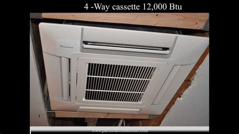 Ac Daikin Ceiling Concealed daikin ductless air conditioner cassette concealed