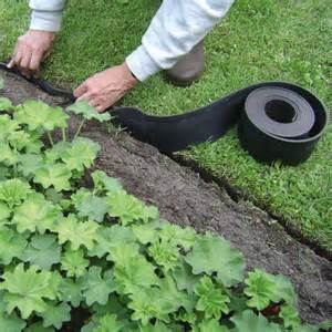 Rubber Landscape Edging Uk Rubber Edging Manufactum