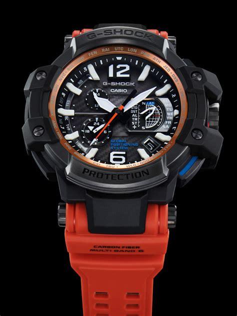 g shock gpw 1000 orange black watchismo times casio g shock gpw 1000 gravitymaster