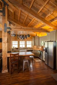 Barn Kitchen Ideas Barn Kitchen Cabinets Decosee