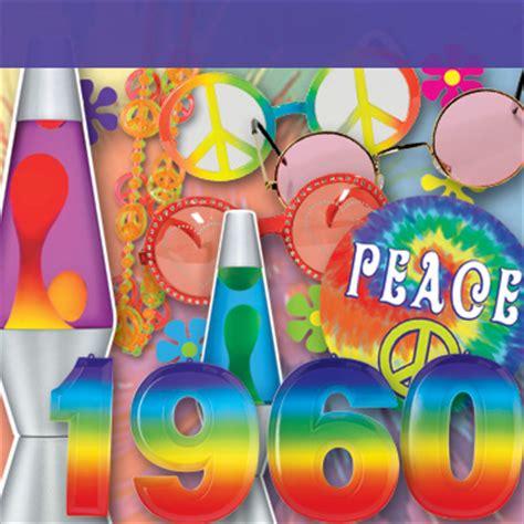 60s theme decorations 60s hippie theme supplies decorations partycheap