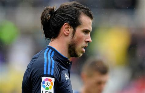 gareth bale long hair the best football players hairstyle and haircut 2018