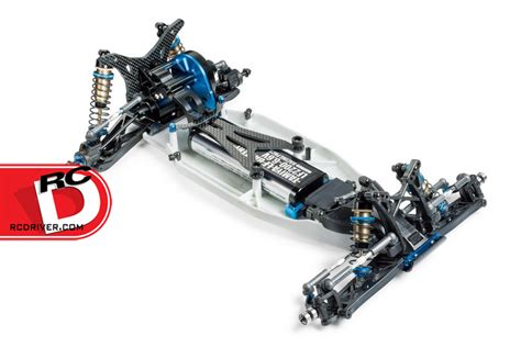 Ms Reinforced Chassis Set White95246 tamiya trf211xm chassis kit