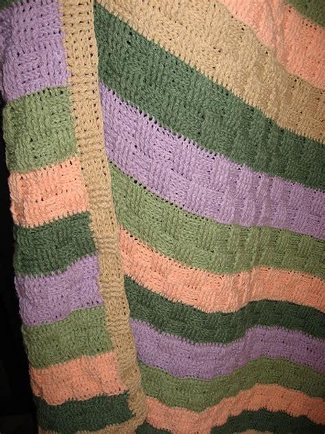 basketweave knit afghan pattern basketweave afghan pattern crochet