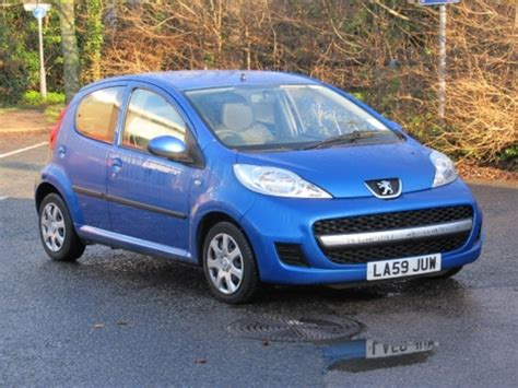 peugeot 101 for sale used peugeot 107 for sale in petrol uk autopazar
