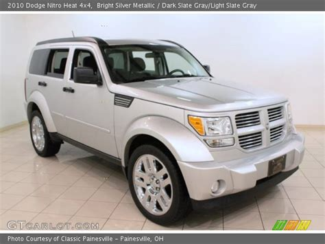automotive service manuals 2010 dodge nitro interior lighting bright silver metallic 2010 dodge nitro heat 4x4 dark slate gray light slate gray interior