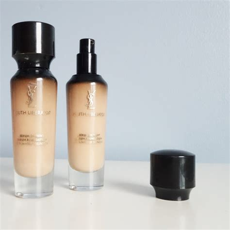 Ysl Serum Foundation some 2014 tbb favourites the burgundy book