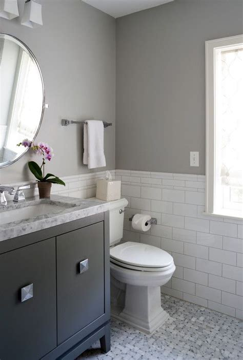 Bathroom Colors by Best 25 Bathroom Wall Colors Ideas On Guest
