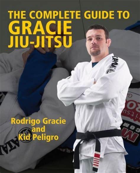 Gracie Novel rodrigo gracie jiu jitsu books