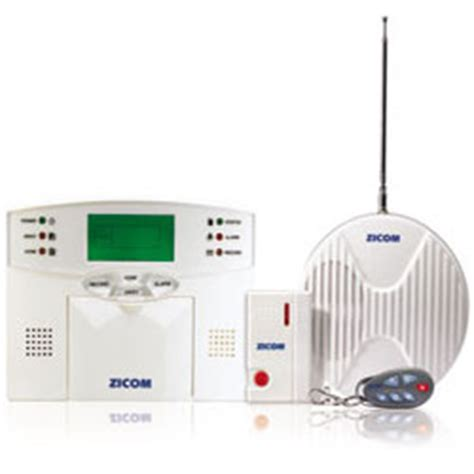 product catalog from zicom electronic security systems
