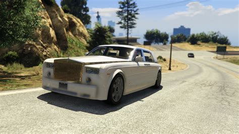 roll royce gta rolls royce phantom ewb gta5 mods com
