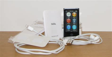 ipod nano 7th generation charger apple ipod nano 7th generation review the gadgeteer