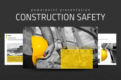 19 Safety Presentation Designs Ppt Pptx Download Health And Safety Powerpoint Templates