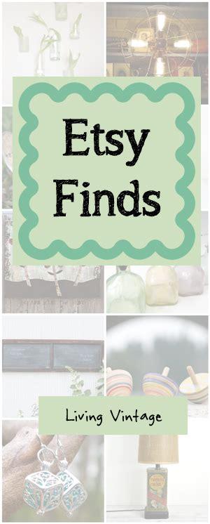 10 etsy finds repurposing living vintage 10 etsy finds repurposing living vintage