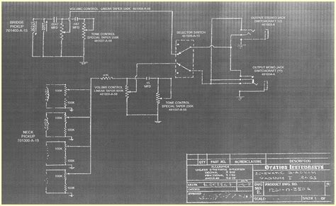 ovation wiring diagram wiring diagrams