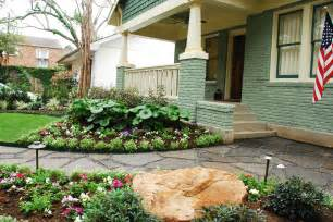 dallas front yard landscape design pdf