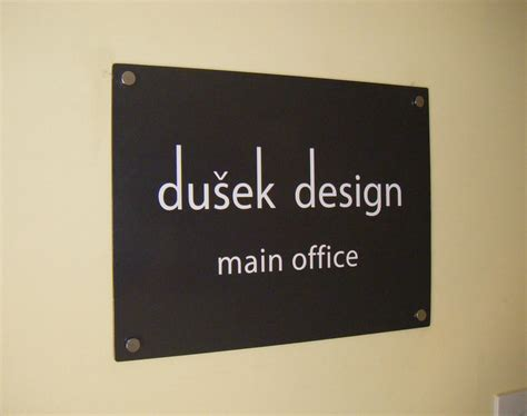 Office Signage by Lower Road Signs October 2009