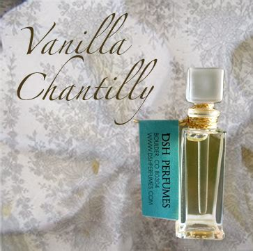 Parfum Shop Vanilla vanilla chantilly dsh perfumes