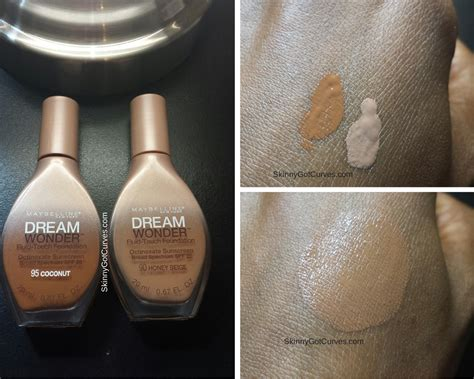 maybelline fluid touch vs l oreal magic
