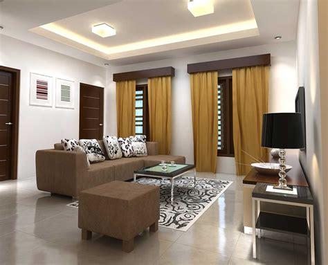 tips desain ruang keluarga minimalis  nyaman home