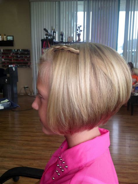 a line haircut on kids a line haircut hair for little girls pinterest a