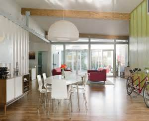 container home interiors modern colorful and creative shipping container home in