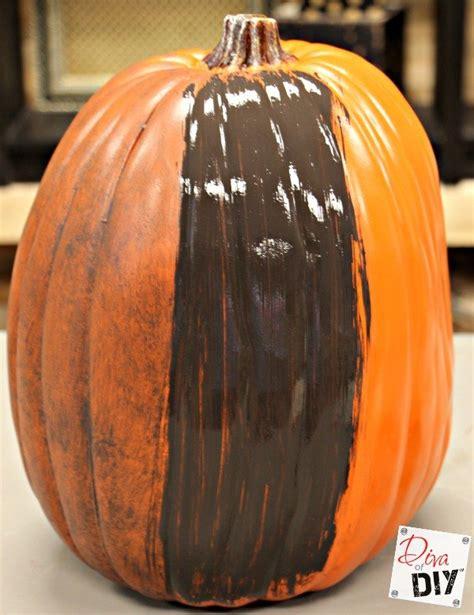 make a pumpkin look realistic hometalk