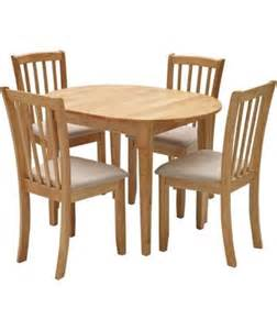 dining table and 4 chairs banbury range on homebase in