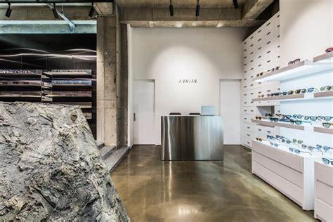 design lab seoul vavas eyewear store by niiiz design lab nonhyeon dong