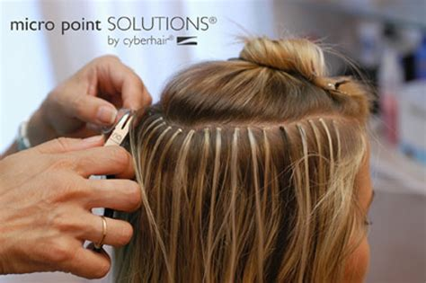 hair extensions procedure micropoint hair extensions indian remy hair